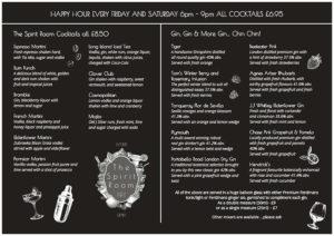 The_Spirit_Room-Cocktail_menu